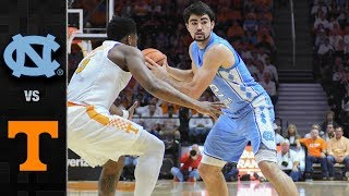 Download North Carolina vs. Tennessee Basketball Highlights (2017-18) Video