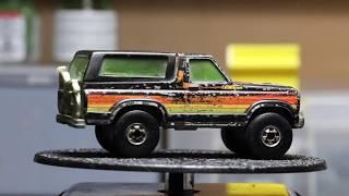 Download Hot Wheels Restoration : 1981 Ford Bronco (4-Wheeler) Video