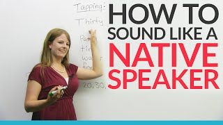 Download Sound like a Native English Speaker: Tapping Video