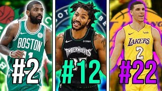 Download Ranking The BEST Point Guard From EVERY NBA Team In The 2018-19 Season Video