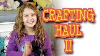 Download Crafting Haul - Hobby Lobby Video