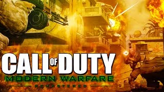 Download They Microwaved the Disc!! - Call of Duty Modern Warfare Remastered! Video