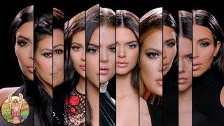 Download 18 SECRETS CHOQUANTS QUE LA FAMILLE KARDASHIAN CACHE AU PUBLIC | Lama Faché Video