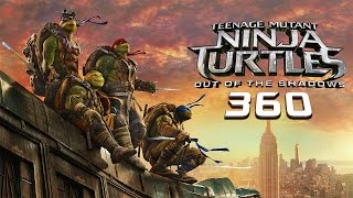 Download Teenage Mutant Ninja Turtles: Out of the Shadows | 360 Video | Paramount Pictures International Video