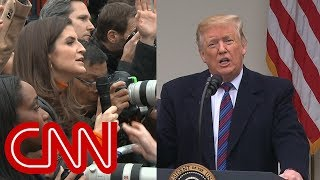 Download CNN reporter presses Trump: You promised Mexico would pay for wall Video