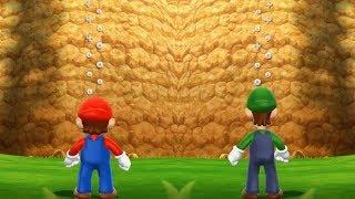 Download Mario Party 9 - High Rollers - Mario vs Luigi Video
