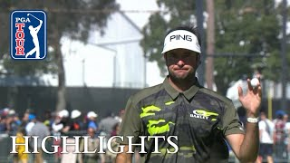 Download Highlights | Round 3 | Genesis Open Video
