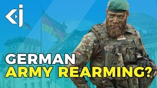 Download Why is the GERMAN ARMY EXPANDING? - KJ VIDS Video