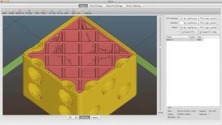 Official Prusa Edition of Slic3r - First Look Free Download