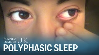Download I slept 4.5 hours a night following a polyphasic sleep routine Video