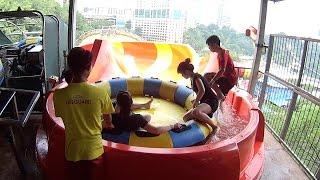 Download Dangerous Vuvuzela Water Slide at Sunway Lagoon Video