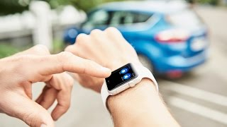 Download MyFord Mobile App gives you Smartwatch control Video