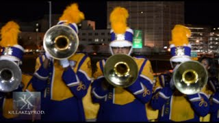 Download Miles College Marching Band - Mellophone Fanfare - 2015 Video