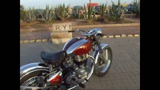 Download My Royal Enfield Bullet 500.wmv Video