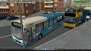 Download Omsi 2 tour (558) NewCastle bus 10 West Denton Park - North Kenton @ Volvo B7L Wright Eclipse Video