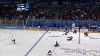 Download Gold-medal full game| Ice sledge hockey | Sochi 2014 Paralympic Winter Games Video