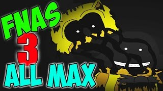 Download FIVE NIGHTS AT SONIC'S 3 | ALL MAX MODE COMPLETE ( NO CAM 3 GLITCH ) With Bonus EASTER EGGS Video
