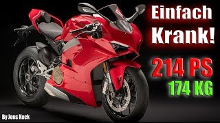 Download Ducati Panigale V4 - Unfahrbar? Elektronik regelt! | Jens Kuck Video