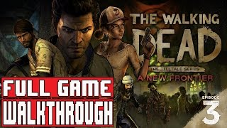 Download THE WALKING DEAD SEASON 3 Episode 3 Gameplay Walkthrough Part 1 FULL GAME (1080p) No Commentary Video