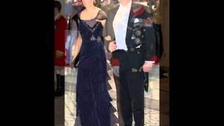 Download European Princesses in their gala dresses Video