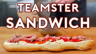 Download Binging with Babish: Teamster Sandwich from 30 Rock Video
