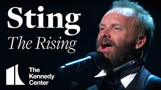 Download Sting - The Rising (Bruce Springsteen Tribute) - 2009 Kennedy Center Honors Video