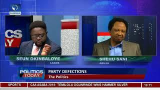 Download 'Tread Softly' Sani Cautions On Saraki's Removal, Speaks On His Allegiance To APC |Politics Today| Video