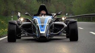 Download Formula Ford EcoBoost. Street Legal Racer on Road and Nürburgring - /CHRIS HARRIS ON CARS Video