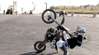Download Pitbike Goon Riding Video