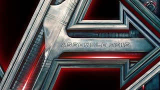 Download Marvel's ″Avengers: Age of Ultron″ - Teaser Trailer Video