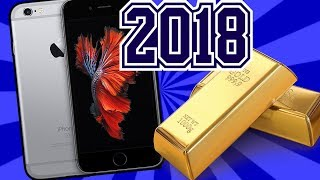 Download iPhone 6s/6s Plus in 2018... IT'S GOLD!! Video