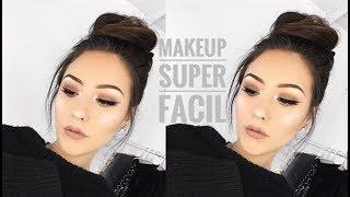 Download MAQUILLAJE PARA PRINCIPIANTES // SUPER FÁCIL | Melina Quiroga Makeup Video