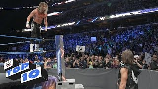 Download Top 10 SmackDown LIVE moments: WWE Top 10, Dec. 13, 2016 Video