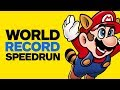 Download Super Mario Bros. 3 World Record Speedrun Video