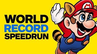 Download Super Mario Bros. 3 World Record Speedrun Video