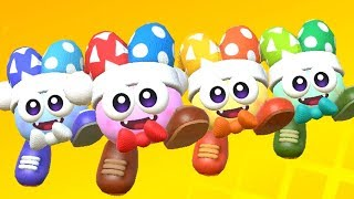 Download Kirby Star Allies - All Bosses with 4 Marx (Soul Melter Difficulty) Video