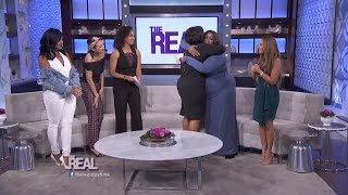 Download Mo'Nique & Loni's Tearful Reunion Video