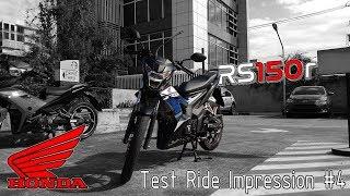 Download PolaRIDES an Honda RS150r Video