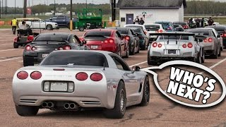 Download 1200hp TURBO Corvette - GTR Killer! Video