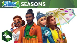 Download The Sims 4 Seasons: Official Reveal Trailer Video