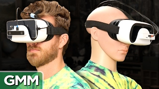 Download Swapping Bodies w/ a Mannequin - VR Experiment Video