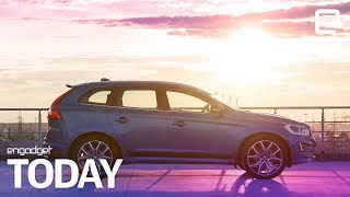Download Uber orders thousands of Volvo SUVs for self-driving fleet | Engadget Today Video