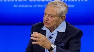 Download George Soros transfers $18B to open society foundation Video