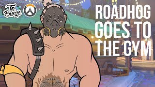 Download Roadhog goes to the Gym: An Overwatch Cartoon Video