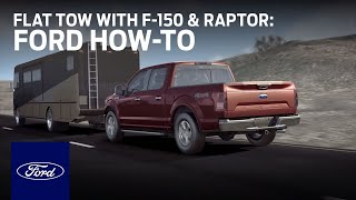 Download How to Flat-Tow: F-150 and F-150 Raptor | Ford How-To | Ford Video