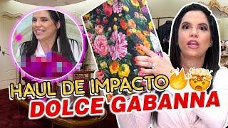 Download MEGA HAUL EXCLUSIVO👠👗 PRODUCTOS DE DOLCE & GABBANA Y GUCCI 😱💍💎 | Camila Guiribitey Video
