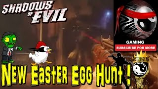 Download BO3 Zombies ″Shadows Of Evil″ NEW EASTER EGG HUNT! #MargwaMayhem Video
