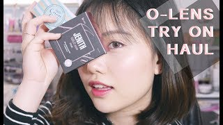 Download O-Lens Try On Haul ✨ Video