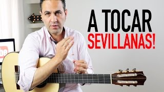 Download COMO TOCAR SEVILLANAS FÁCIL COMPLETAS Y RASGUEOS(Jerónimo de Carmen TUTORIAL) Guitarraflamenca Video