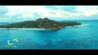 Download 500Below Visits Necker Island with Drone Video